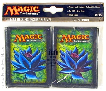 Magic the Gathering Black Lotus Deck Protector Sleeves 80-ct Pack (Ultra Pro)