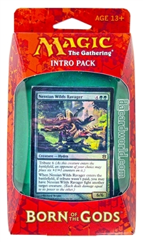 Magic the Gathering Born of the Gods Intro Pack - Insatiable Hunger