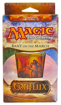 Magic the Gathering Conflux Intro Pack - Bant on the March