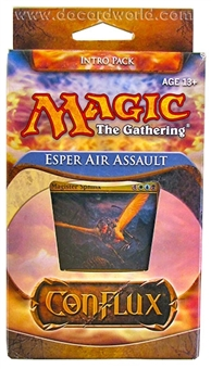 Magic the Gathering Conflux Intro Pack - Esper Air Assault