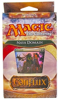 Magic the Gathering Conflux Intro Pack - Naya Domain