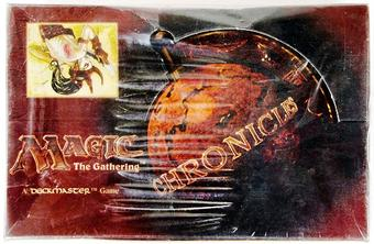 Magic the Gathering Chronicles Booster Box - SEALED