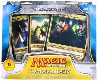 Magic the Gathering Commander Deck - Mirror Mastery