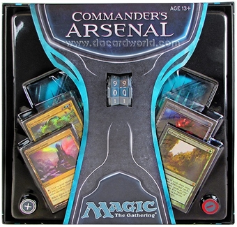Magic the Gathering Commander's Arsenal Box