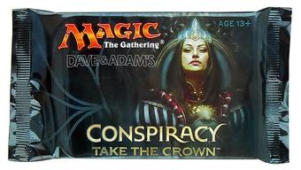 Magic the Gathering Conspiracy: Take The Crown Booster Pack