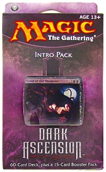 Magic the Gathering Dark Ascension Intro Pack - Dark Sacrifice