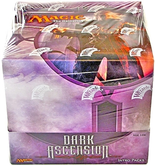 Magic the Gathering Dark Ascension Intro Pack Box