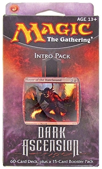 Magic the Gathering Dark Ascension Intro Pack - Monstrous Surprise