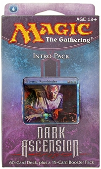 Magic the Gathering Dark Ascension Intro Pack - Relentless Dead