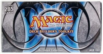 Magic the Gathering Deck Builders Toolkit Box (2011)