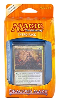 Magic the Gathering Dragon's Maze Intro Pack - Simic Domination
