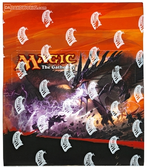 Magic the Gathering Dragons of Tarkir Intro Pack Box