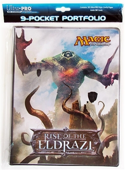 Ultra Pro Magic the Gathering Eldrazi 9-Pocket Portfolio (10 Pages)