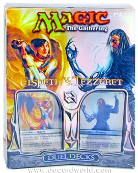 Magic the Gathering Elspeth Vs. Tezzeret Duel Deck - Italian Version