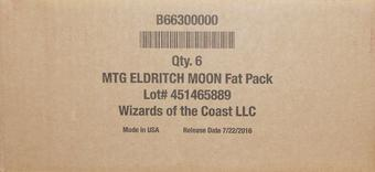 Magic the Gathering Eldritch Moon Fat Pack Case (6 Ct.)