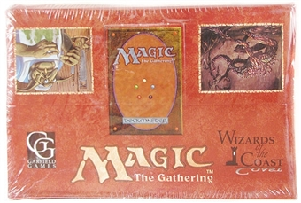 Magic the Gathering Fallen Empires Booster Box (Ex Box/Mt Packs)