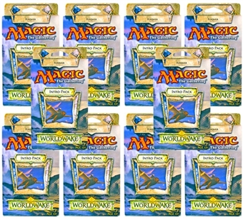 Magic the Gathering Worldwake Intro Pack - Flyover (Lot of 10)