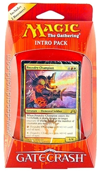 Magic the Gathering Gatecrash Intro Pack - Boros Battalion