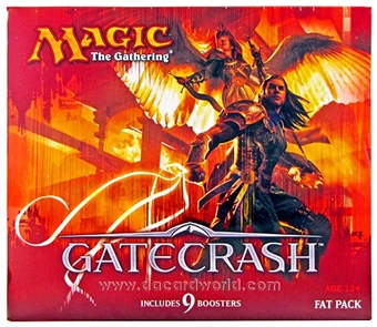 Magic the Gathering Gatecrash Fat Pack
