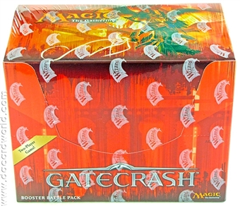 Magic the Gathering Gatecrash Booster Battle Box