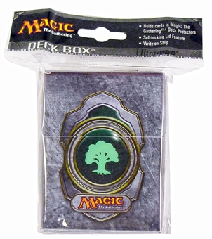 Ultra Pro Magic the Gathering V3 Green Mana Deck Box