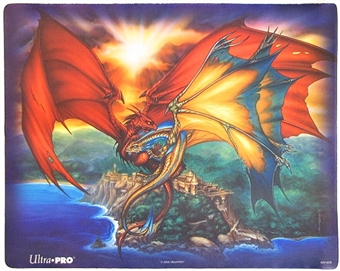 Ultra Pro Magic the Gathering Go For Throat Playmat