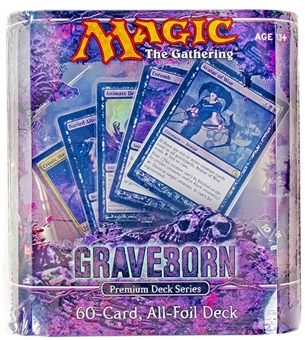 Magic the Gathering Premium Deck Series Graveborn