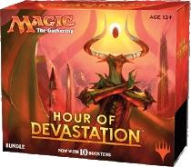 Magic the Gathering Hour of Devastation Bundle Box (Presell)