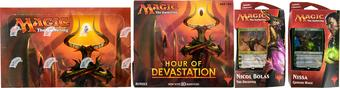 Magic the Gathering Hour of Devastation Ultimate Collection Bundle
