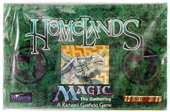 Magic the Gathering Homelands Booster Box