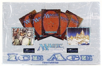 Magic the Gathering Ice Age Booster Box