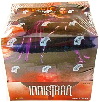 Magic the Gathering Innistrad Intro Pack Box