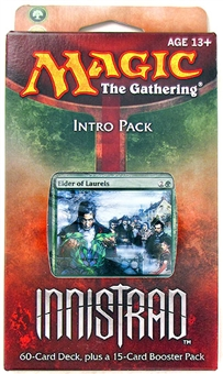 Magic the Gathering Innistrad Intro Pack - Repel the Dark