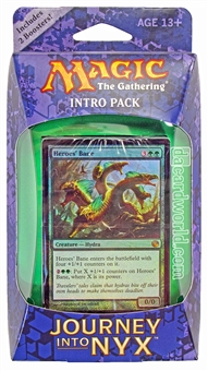 Magic the Gathering Journey Into Nyx Intro Pack - The Wilds and the Deep
