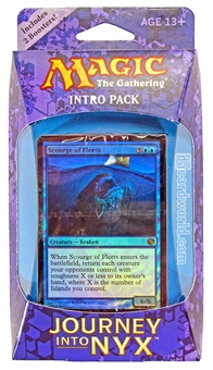 Magic the Gathering Journey Into Nyx Intro Pack - Fates Foreseen
