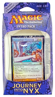 Magic the Gathering Journey Into Nyx Intro Pack - Mortals of Myth