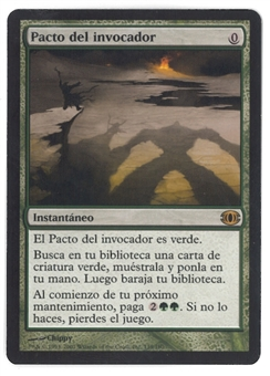 Magic the Gathering Future Sight ITALIAN Single Summoner's Pact - NEAR MINT (NM)