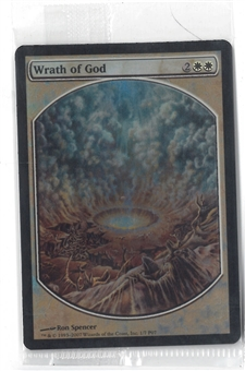 Magic the Gathering Promo Single Wrath of God (Sealed) FOIL - NEAR MINT (NM)