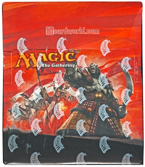 Magic the Gathering Khans of Tarkir Intro Pack Box