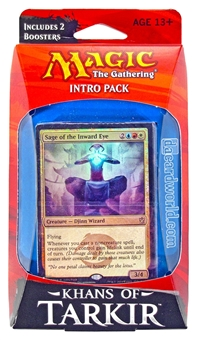 Magic the Gathering Khans of Tarkir Intro Pack - Jeskai Monks