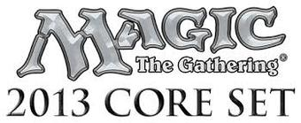 Magic the Gathering Magic 2013 Near-Complete (missing 12 cards) Set UNPLAYED