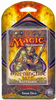 Magic the Gathering Morningtide Battalion Precon Theme Deck