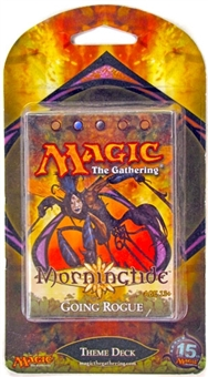 Magic the Gathering Morningtide Going Rogue Precon Theme Deck