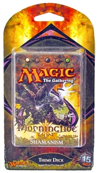 Magic the Gathering Morningtide Shamanism Precon Theme Deck