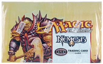 Magic the Gathering Nemesis Booster Box