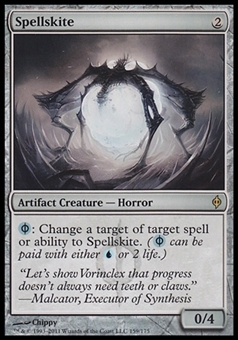 Magic the Gathering New Phyrexia Single Spellskite - SLIGHT PLAY (SP)