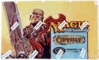 Magic the Gathering Odyssey Booster Box