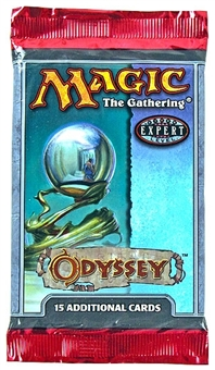 Magic the Gathering Odyssey Booster Pack - ENTOMB !!!