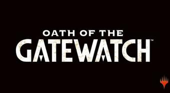 Magic the Gathering Oath of the Gatewatch Booster 6-Box Case (Presell)