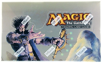 Magic the Gathering Onslaught Booster Box (Ex-Box Mt-Pack)